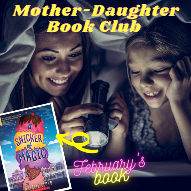 Virtual: Mother-Daughter Book Club