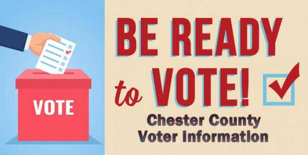 Chester County Voter Information