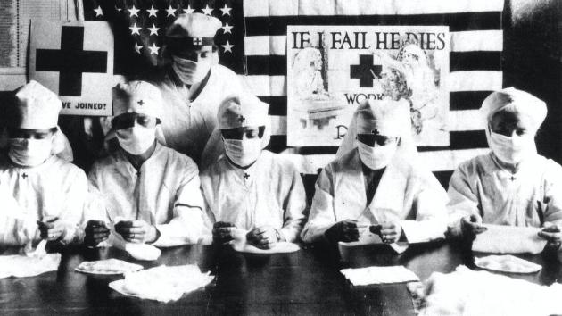 Virtual: Spit Spreads Death - The Influenza Pandemic of 1918 in Philadelphia