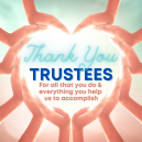 Thank You to our Trustee Volunteers